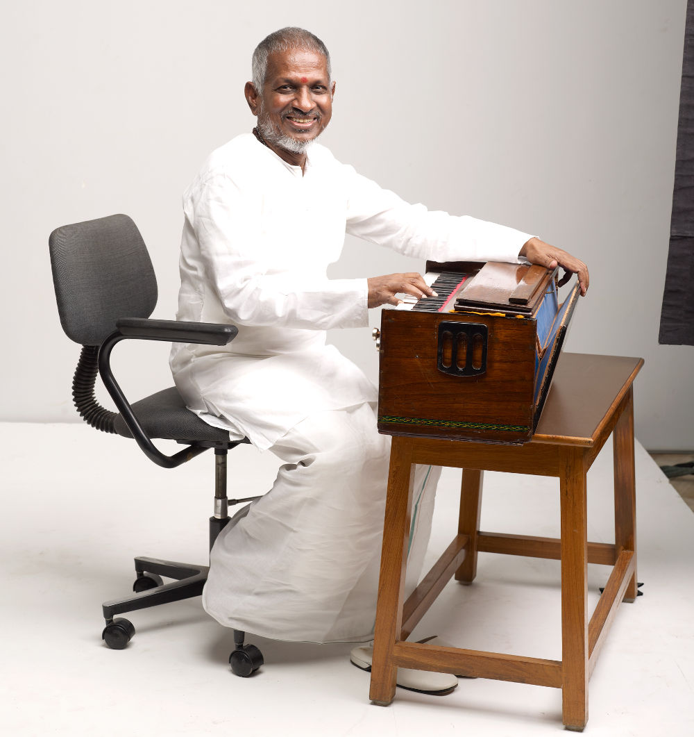 Ilayaraja 1000 Vijay TV on 27 Feb @ YMCA