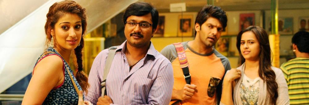 Raai Laxmi, Bobby Simha, Arya, Sri Divya in Bangalore Naatkal Movie Review