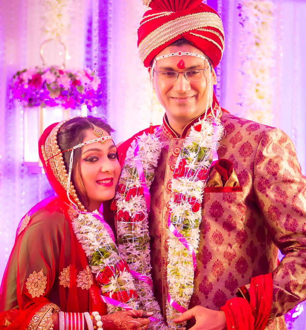 Ankita Jhaveri weds Vishal Jagtap