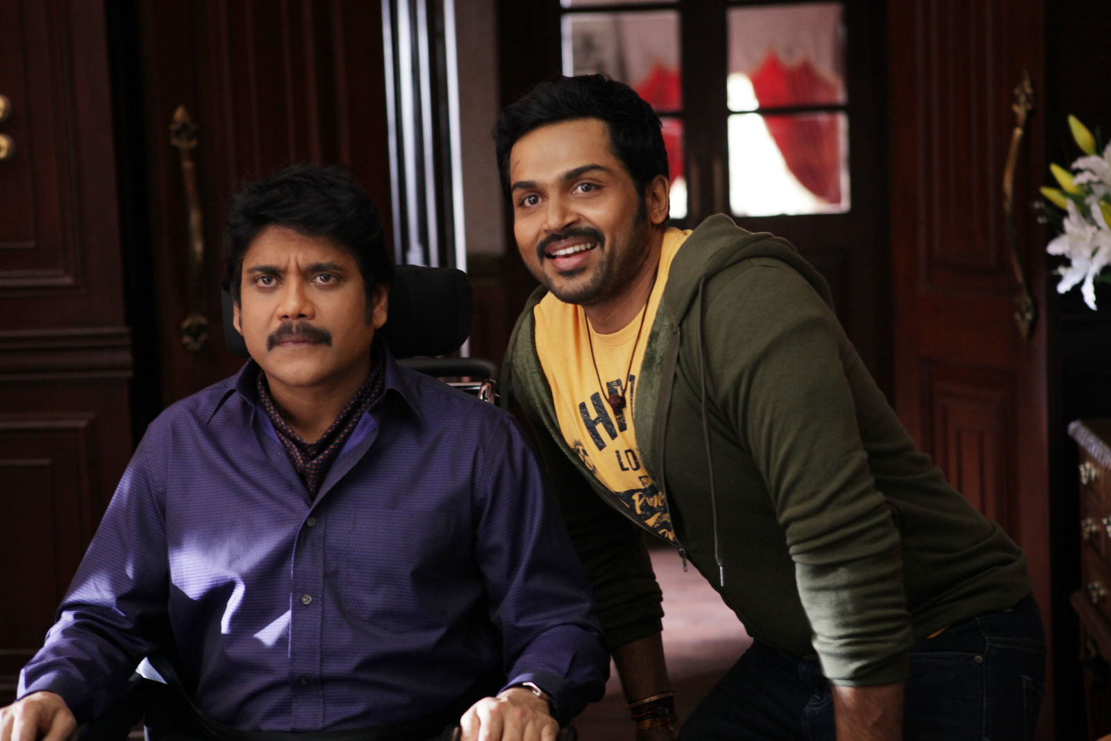 THE TEN COMMANDMENTS THAT PEOPLE CARRY HOME FROM THOZHA