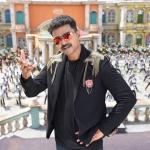 Vijay's Theri in Telugu