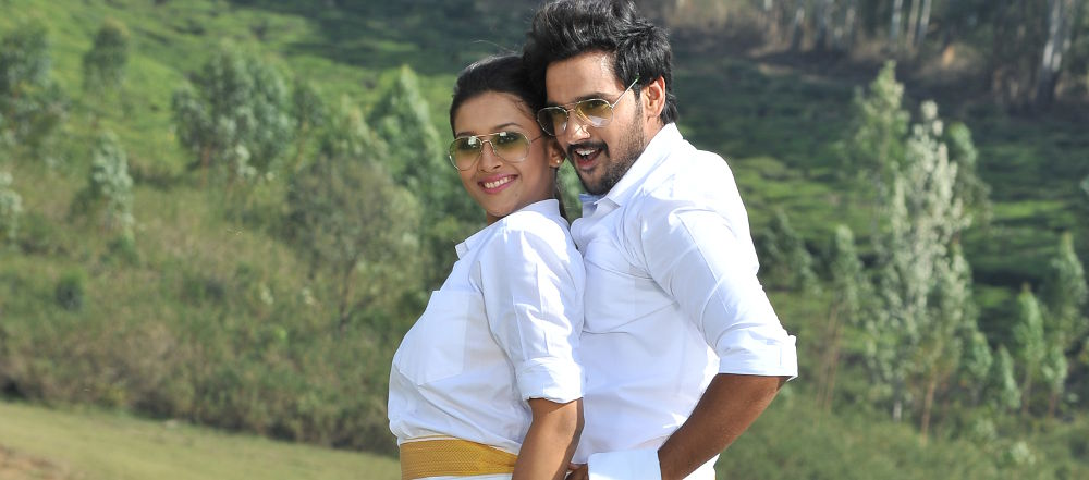 Sumanth Ashwin's 'Right Right' wraps up shooting