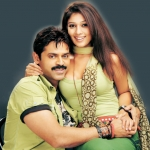 Venkatesh-Nayanthara's First Look on Ugadi