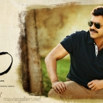Venkatesh's 'Babu Bangaram' First Look Wallpaper