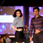 Jiiva & Kajal @ ANAMS MAN & BARAKAH Spring Summer 2016 Collection