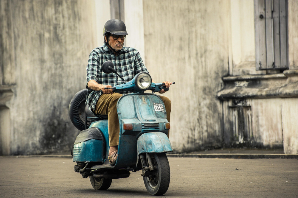 Amitabh Bachchan's Scooter in TE3N is worth Rs 1 Crore