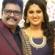Director KS Ravikumar Daughter Maalica Wedding Reception Photos