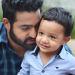 NTR's Son Abhay at Janatha Garage Sets