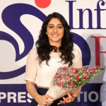 Regina Cassandra felicitates para-athletes of Aditya Mehta Foundation (AMF)