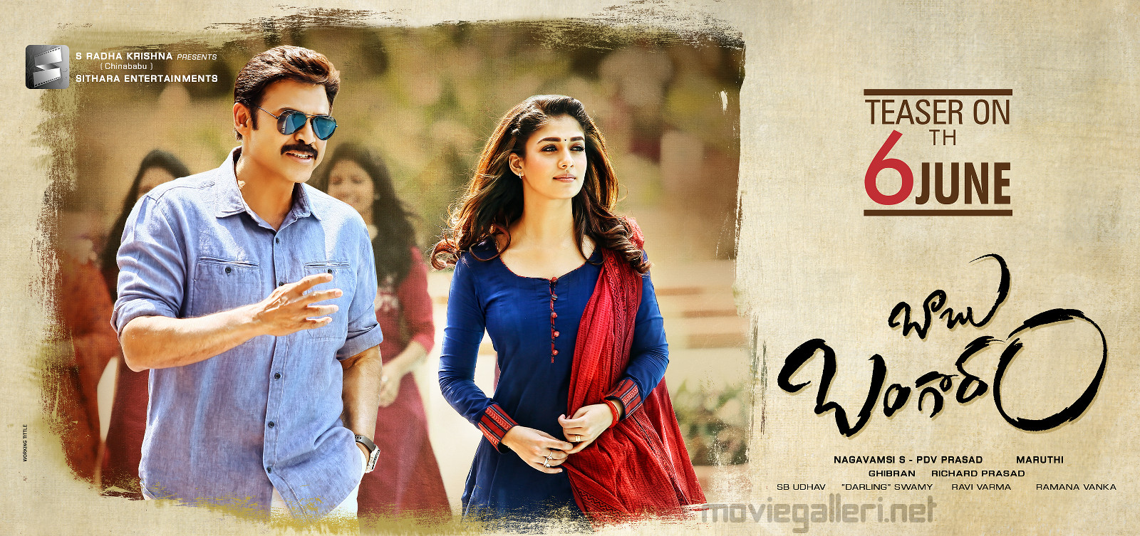 Venkatesh_Nayanthara_Babu Bangaram_Movie_Teaser_Release_June_6th_Wallpaper_5654765