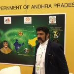 Balakrishna @ Bio USA International Conference