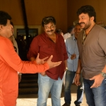 Chiranjeevi's 150th film launched