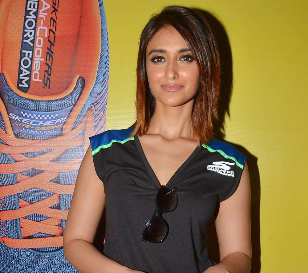 Ileana inaugurates Skechers Store in Hyderabad
