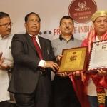 Pride of India award to Dr. Achyuta Samanta