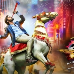 Sai Dharam Tej's Thikka First Look Wallpaper