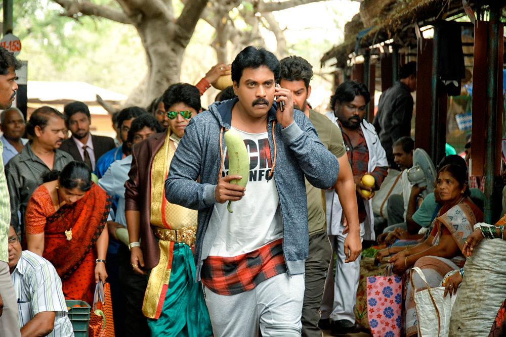 Sunil starrer Jakkanna completes shoot