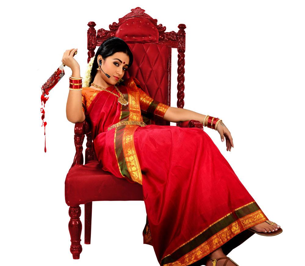 Trisha's Nayaki to release on Ramzan Holiday