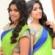Anchor Shyamala Green Saree Photos