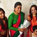 Roja inaugurated Green Trends Salon @ Kondapur
