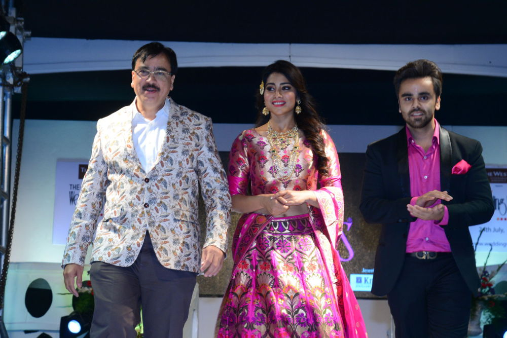 An Exclusive Fashion Show at The Wedding Vows Show, The Westin - Hyderabad Mindspace