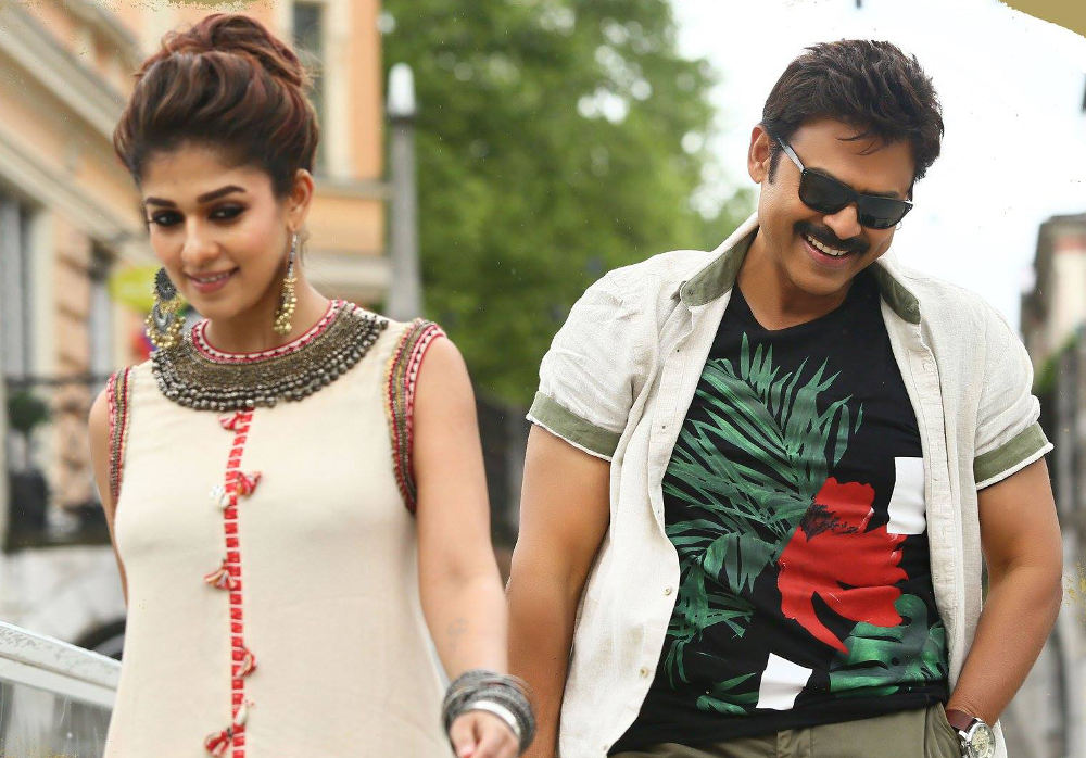 Babu Bangaram Audio On July 24th, Movie Release On Aug 12th