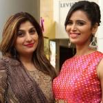 Meenakshi Dixit launches Hi Life Luxury Exhibition