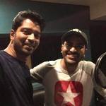 Sharwanand Voiceover for Selfie Raja