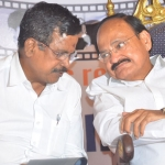 Kalaipuli S Thanu speech to Minister Venkaiah Naidu