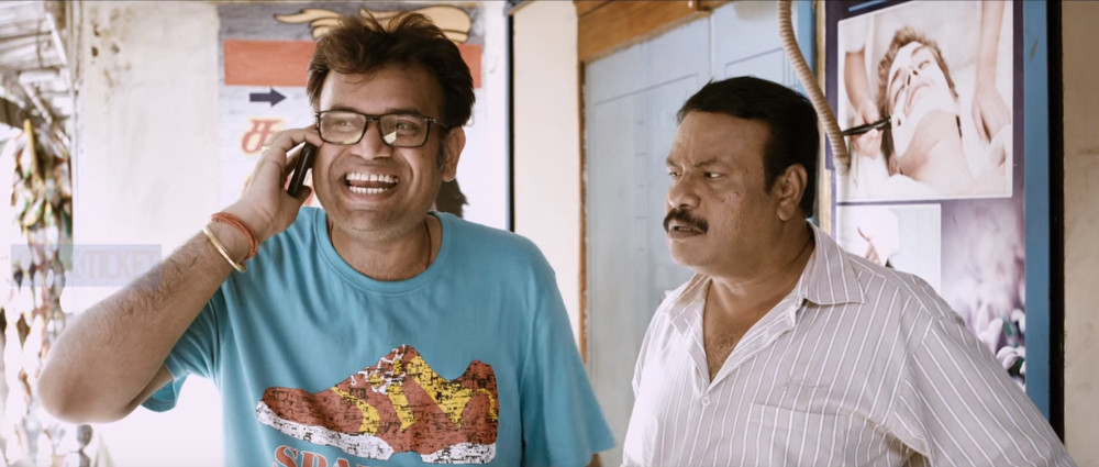 The teaser of 'Chennai 28 - II Innings' is a perfect sixer by Venkat Prabhu