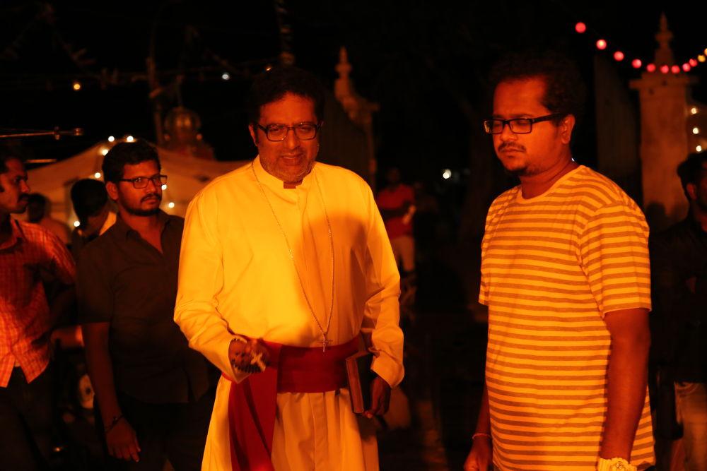 """Cold War between Prakash Raj and Nivin Pauly…"" says Director Gautham Ramachandran"
