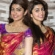 Pranitha Subhash in Silk Saree Pics