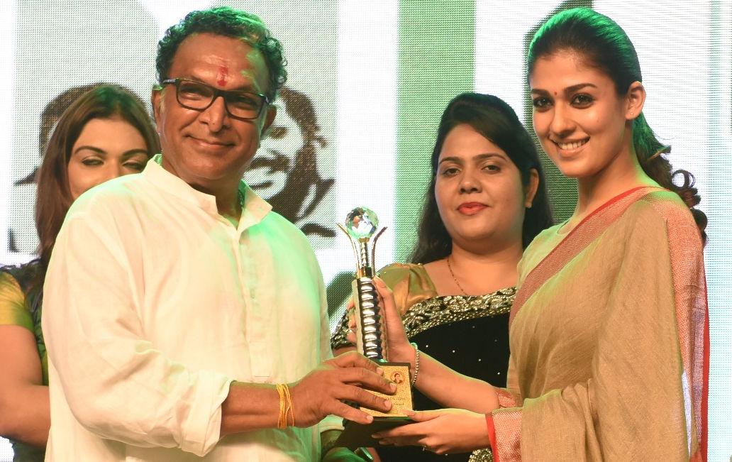Amma Sports Foundation presents AMMA AWARDS 2016