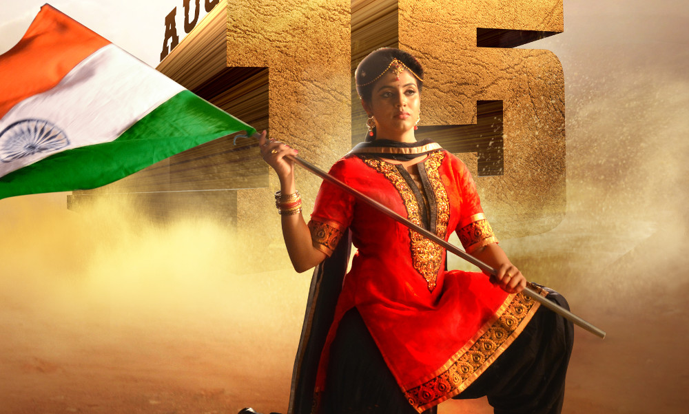 Ganesh Prasath's 'Enathu India' Music Video is reaching 150k views