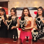 Harshada Patil launches Manepally Bridal Jewellery Collection