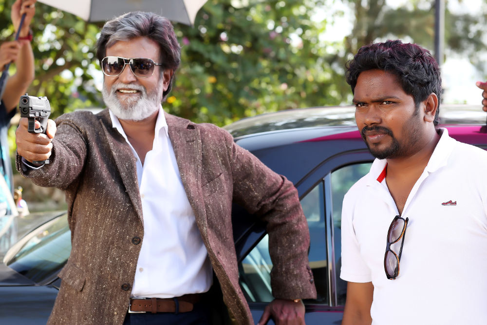Rajini Kabali Director Pa Ranjith next movie Dhanush Production