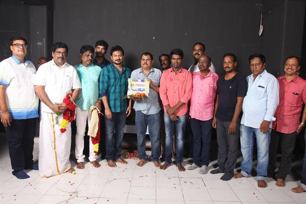 Udhayanidhi Stalin and Director Ezhil's next will be a Christmas Release