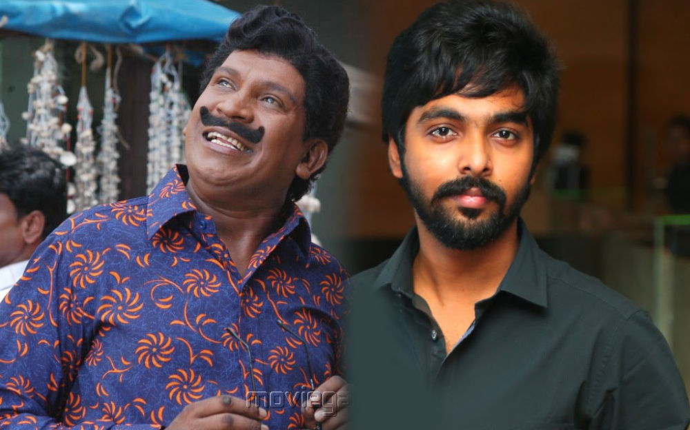 GV Prakash, Vadivelu to act together @ Panneerselvam Movie