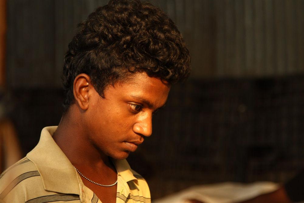 Kakka Muttai Ramesh brother Ranjith Kumar turns as Pick Pocket in '8 Thottakkal' Movie.