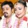 Jayachitra Son Amresh Keerthi Hanusha Marriage Stills