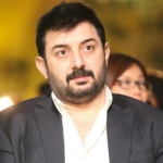 Arvind Swamy Sings Song @ Bogan
