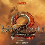 Baahubali 2 First Look from Oct 22nd