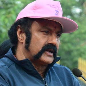Bhavya Creations Anand Prasad Producer confirmed for Balakrishna's Rythu!