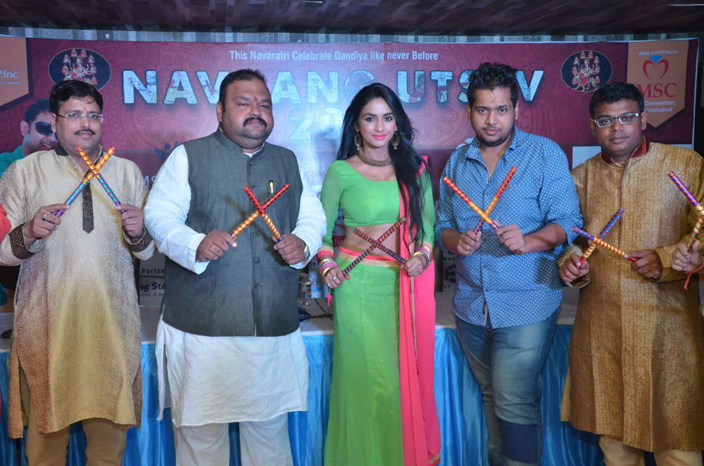 Navrang Utsav 2K16 at Cocktail Lounge, Jubilee Hills