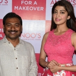 Pranitha launches Anoo's Clinic and Salon in Bangalore
