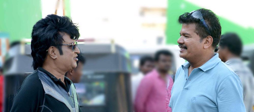 Superstar Rajinikanth 2.0 movie Director Shankar