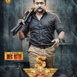 Surya's S3 Release Date Dec 16th Poster