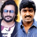 Madhavan & Vijay Sethupathi @ Vikram Vedha