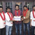 Vishnu Vishal kick starts his third Home Production
