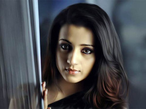 Trisha to go the Rajini way
