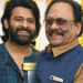 Prabhas - UV Creations - Sujeeth Sign New Film Launched